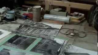 Мастер класс по реставрации масляной живописи