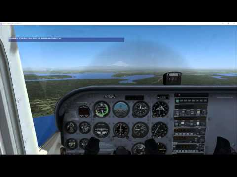 FSX Steam Edition Private Pilot Checkride Full HD