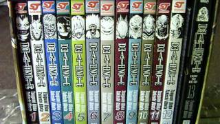 Deathnote Manga Boxset Review