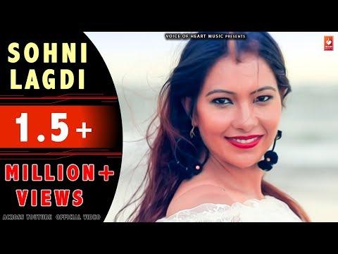 Sohni Lagdi | Ishika Tomar | Kumar Vinod | Latest Punjabi Songs 2018 I Romantic Songs 2018