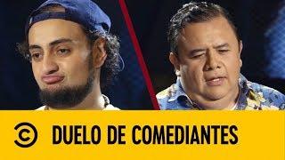 Ibrahim Salem VS Tío Rober | Duelo De Comediantes | Comedy Central LA
