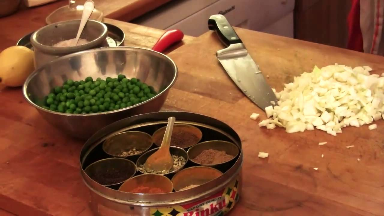 Ayurveda Küche Live Kochen mit Alexander Pollozek und