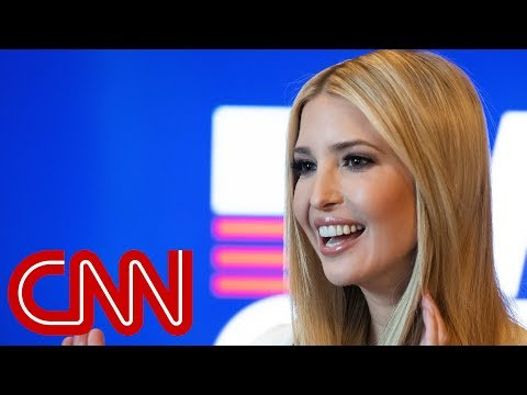 Reporter asks Ivanka Trump if she's worried about Mueller