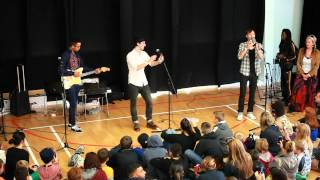Africa Express in Bradford - Rizzle Kicks and Maximo Park