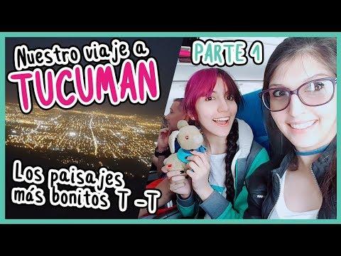 (VLOG) Viaje a TUCUMAN! Los paisajes y gente más bonita