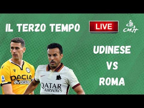 🔴Serie A, post partita di Udinese-Roma: il terzo tempo di CM.IT
