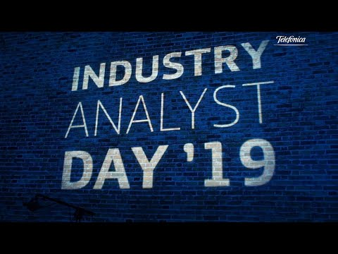 Telefónica Industry Analyst Day 2019