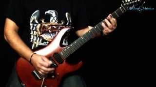 Dio - Holy Diver - (Em breve aula Completa) - Cordas e Música