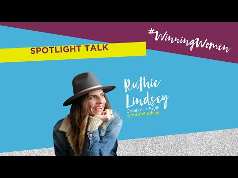 BlogHer18 Health - Ruthie Lindsey Spotlight Talk - Ruthie shares her story