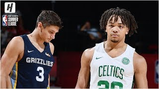 Memphis Grizzlies vs Boston Celtics - Full Game Highlights July 13, 2019 NBA Summer League