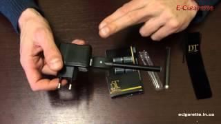 Видео обзор электронной сигареты Denshi Tabaco Turbo Premium