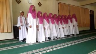 Asmaul Husna SD negeri Percobaan 1 malang di SD BSS Malang