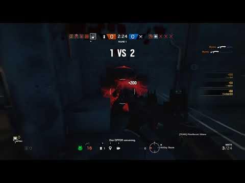 Recruit defense ACE | Rainbow Six: Siege (Myonix)