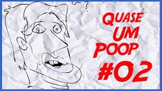 A casi un Poop #02 - el Pelo al Viento, el FC dibujos Animados