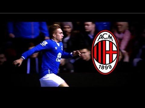Gerard Deulofeu - Milan Transfer Target