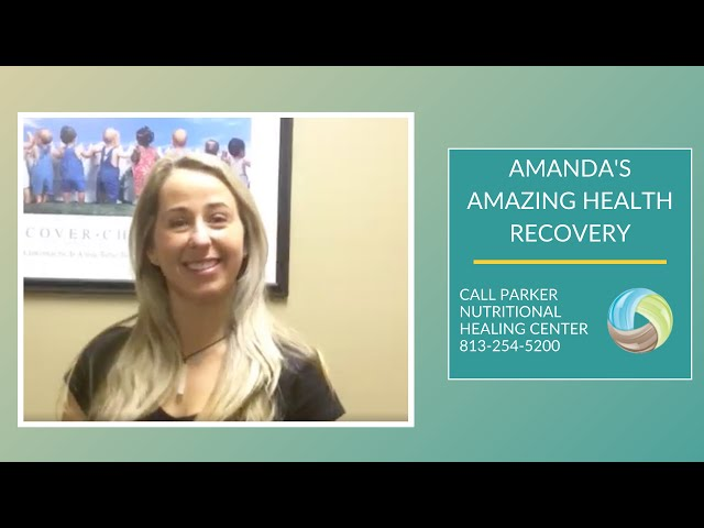 Amanda Shares Her Amazing Health Recovery with Pain, Thyroid Issues, Gut Health, and Massive Anxiety