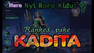 🔴 REVIEW Hero Kadita, Hero Nyi Roro Kidul ? - Bakal Hitz (Games)