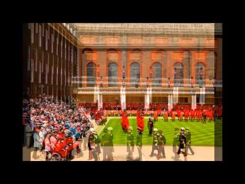 Royal Hospital Chelsea - Founders Day Parade 2015