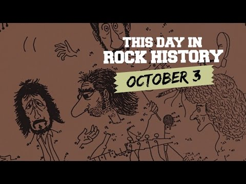 The Who Connect the Dots, Aerosmith Bails Fans Out - October 3 in Rock History