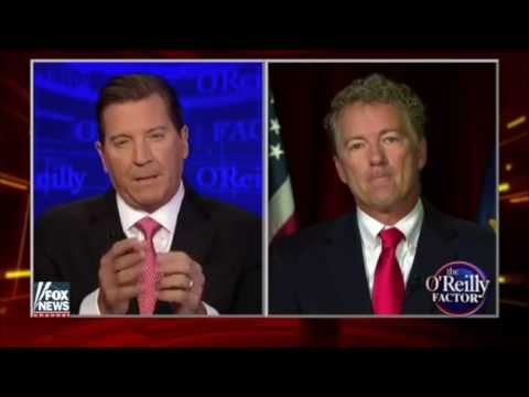 Rand Paul on Wikileaks, Julian Assange, and Hillary Clinton's Emails