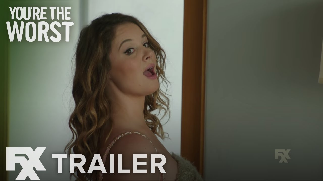Download You're the Worst | Season 3: Finale Trailer | FXX