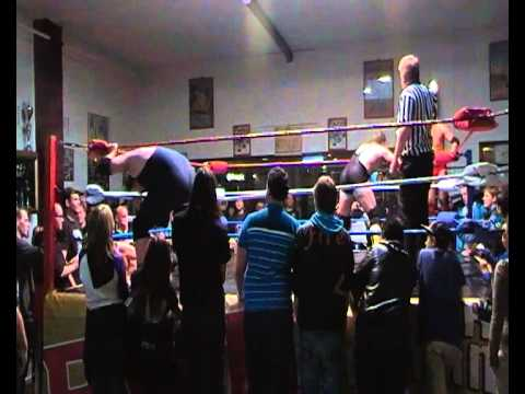 Sheik & Wolfe vs Evers & Lightning PWH 16-04-2011 ...
