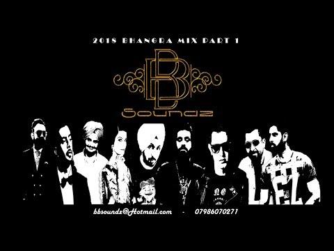 2018 Bhangra Mix  Mega Hits  Remix