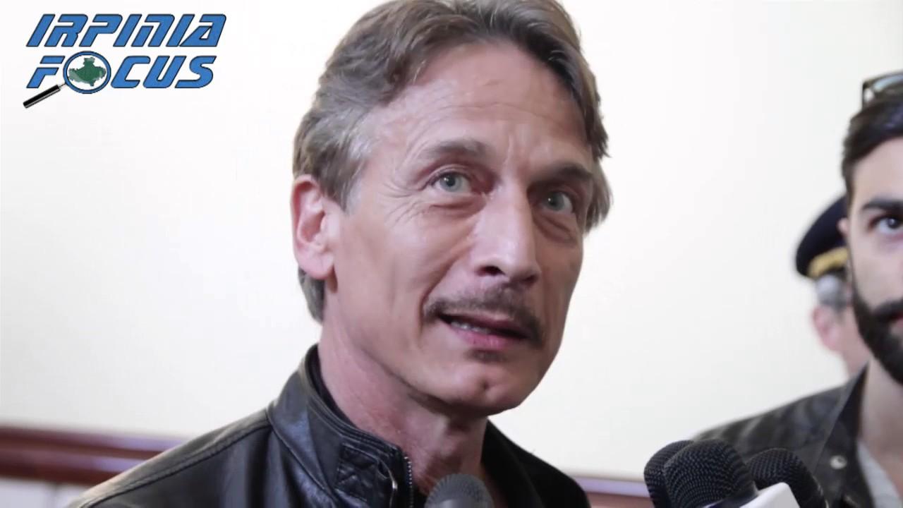 Cesare Bocci Mimì Augello Ad Avellino Per Il 165