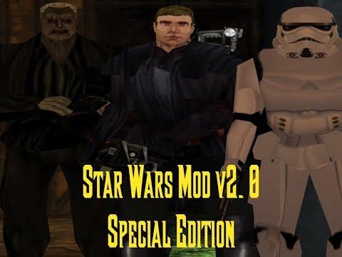 Star Wars Mod V2.0 - Special Edition For Aliens Vs Predator 2 - Full Trailer