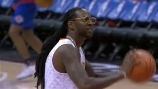 2 Chainz Shows Off Pregame Jumper and Handle | 12.30.16