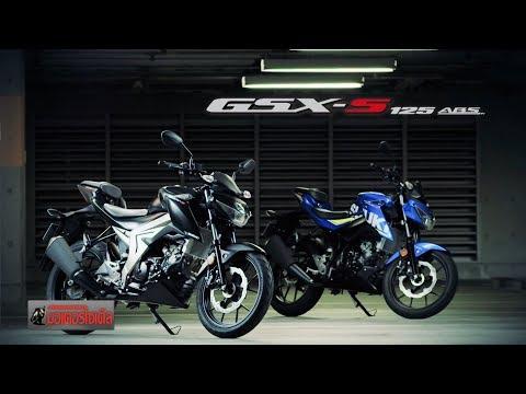 GSX-S150 ชน CB150F ปะทะ M-SLAZ : Suzuki เปิดตัว Big motor sale 2017 : motorcycle tv thailand