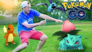 Pokemon GO Tutorial: Top 10 Tips & Tricks (Pokemon GO Gameplay) Free HD Video