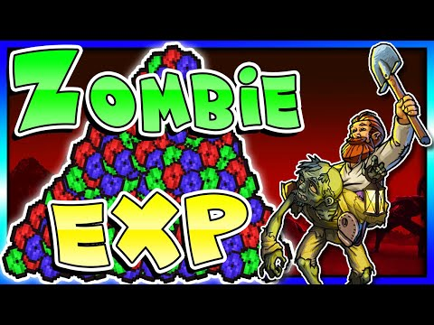 My Zombie Army Makes All My Tech Points In Graveyard Keeper