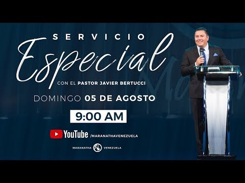 Que nadie pierda su Futuro - Pastor Javier Bertucci