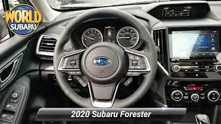 New 2020 Subaru Forester Limited, Tinton Falls, NJ 19260