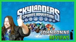 Skylanders: Spyro's Adventure (Xbox 360) - Johnbonne Reviews