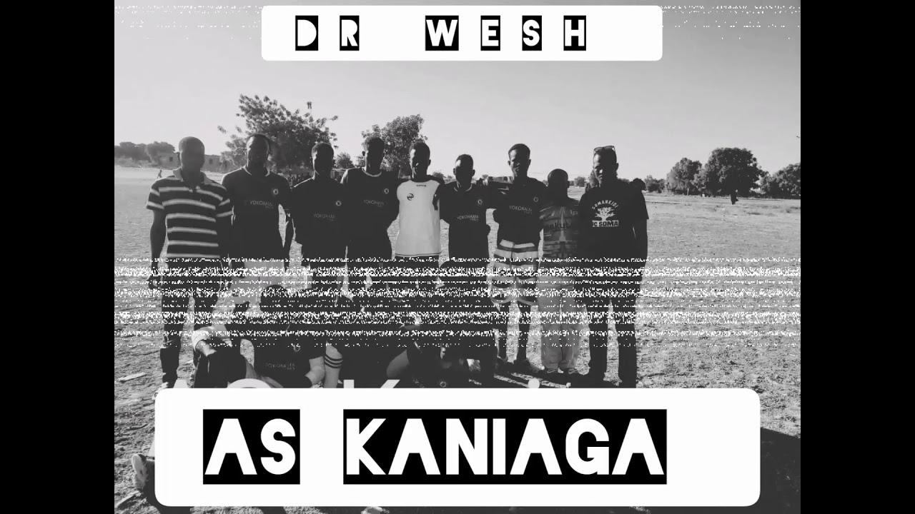 Download DR WESH SON AUDIO OFFICIEL #allez_FC_KANIAGA#💪