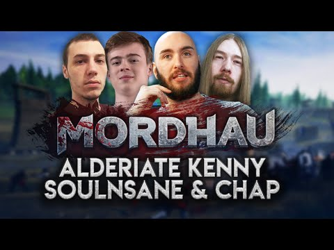 Vidéo d'Alderiate : [FR] ALDERIATE, SOULNSANE, CHAP & KENNY - MORDHAU - MODE HORDE PVE