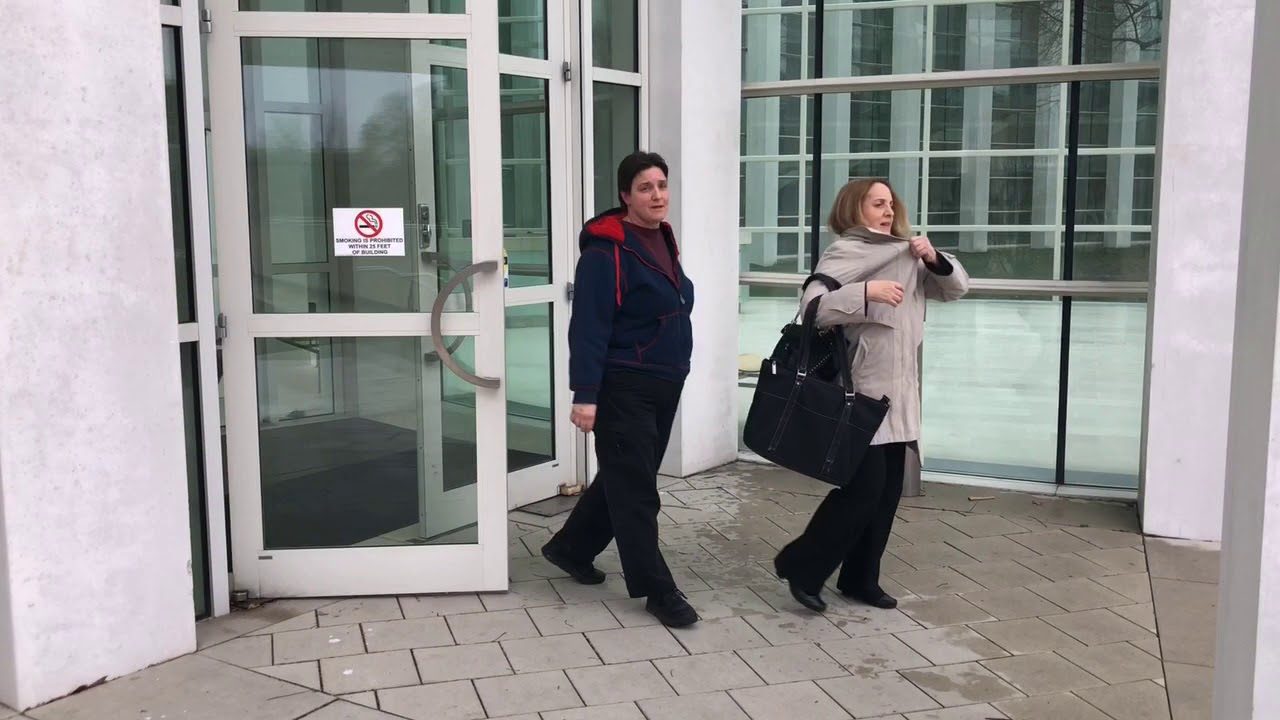 disgraced former state lab chemist sonja farak leaves federal court in springfield