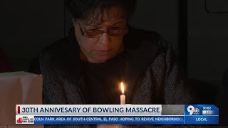 Families of Las Cruces Bowling Alley Massacre victims hold vigil for 30th anniversary