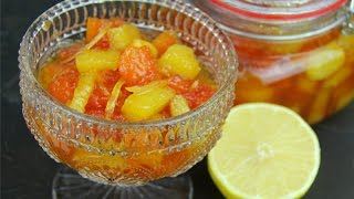 Pineapple Papaya Marmalade Recipe.