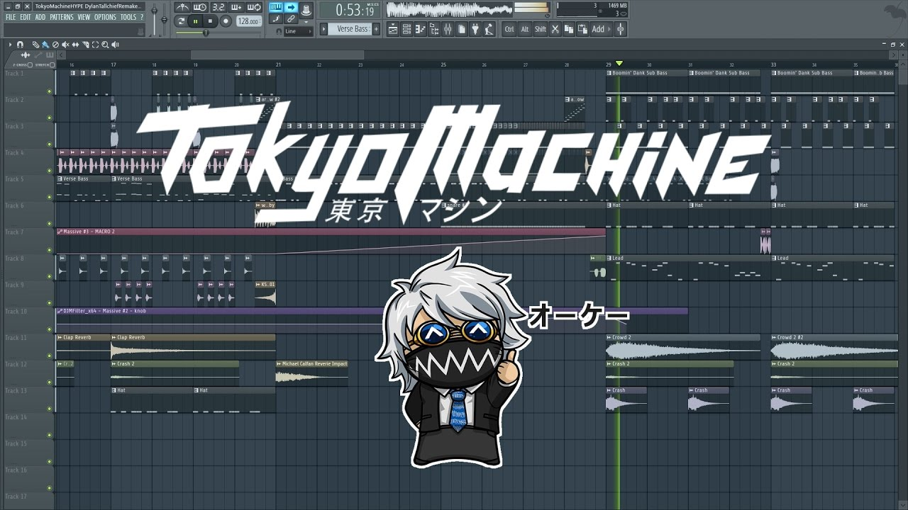 hype tokyo machine
