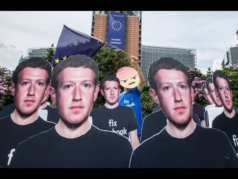 Mark Zuckerberg faces European parliament – watch live