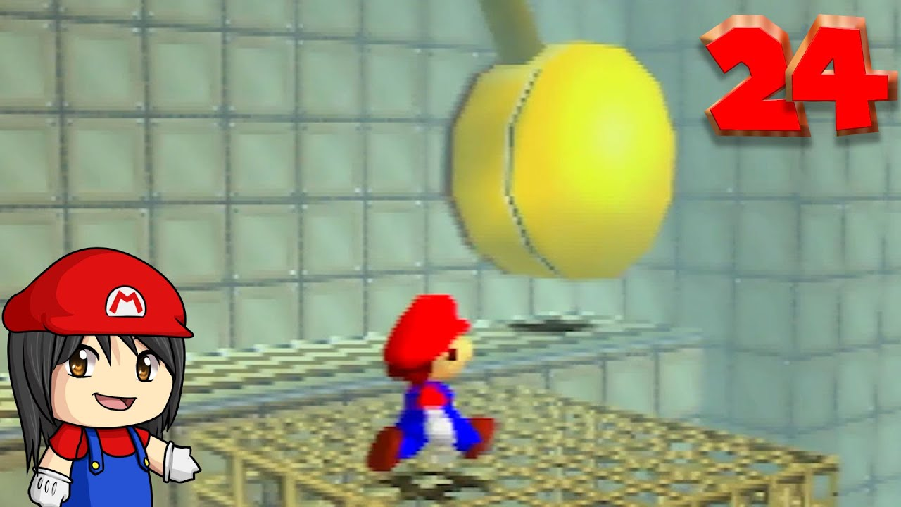 """Super Mario 64 - Part 24: """"Endless Abyss"""