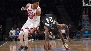 Otto Porter Bulls Debut! Caris LeVert Returns! 2018-19 NBA Season