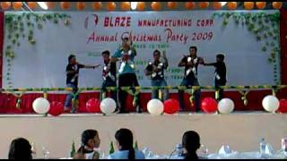 WONDERBOYS IN BLAZE 2009