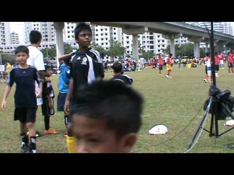 my 1st soccer game part 7/27