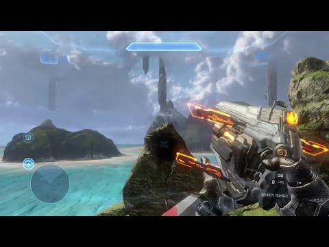 Halo 4 - TMCC - All Weapons, Reloads, Idle Animations and Sounds