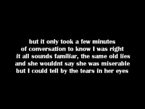 Claude Kelly - Could've been me (lyrics)