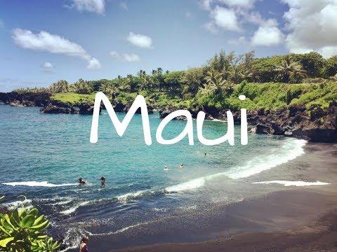 Travel Vlog: Maui